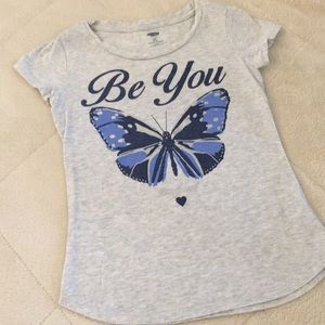 """""""Be You"""" Butterfly T Shirt"""